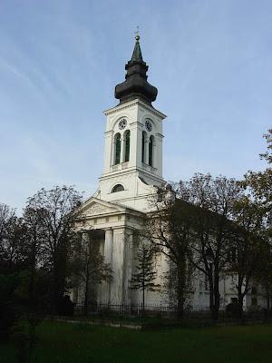 Torontálvásárhelyi református templom