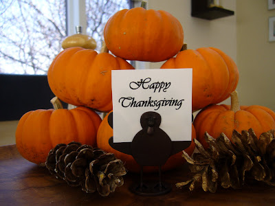 Happy Thanksgiving from 2 Green Acres, a Maryland garden blog