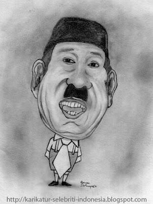 Jojon - Karikatur Selebriti Indonesia