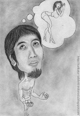 Desta - Karikatur Selebriti Indonesia