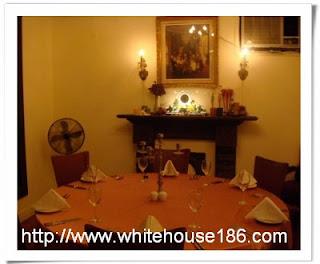 白宮私宅餐廳