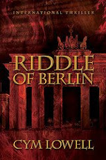 Click on Book Cover to Buy *Riddle of Berlin*