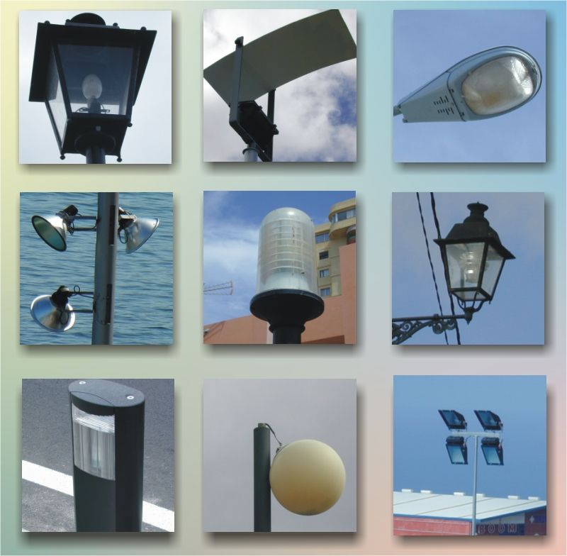 Completo Sistema De Luminarias Lamparas Plafoniers Entre