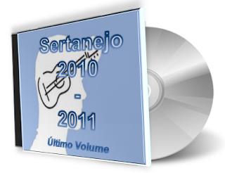 CD Sertanejo 2010-2011