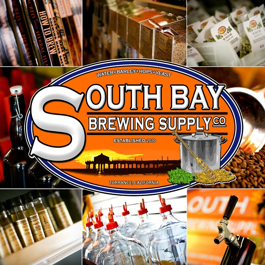 SOUTH BAY BREWING SUPPLY CO.