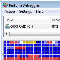 defraggler - defragmentation tool