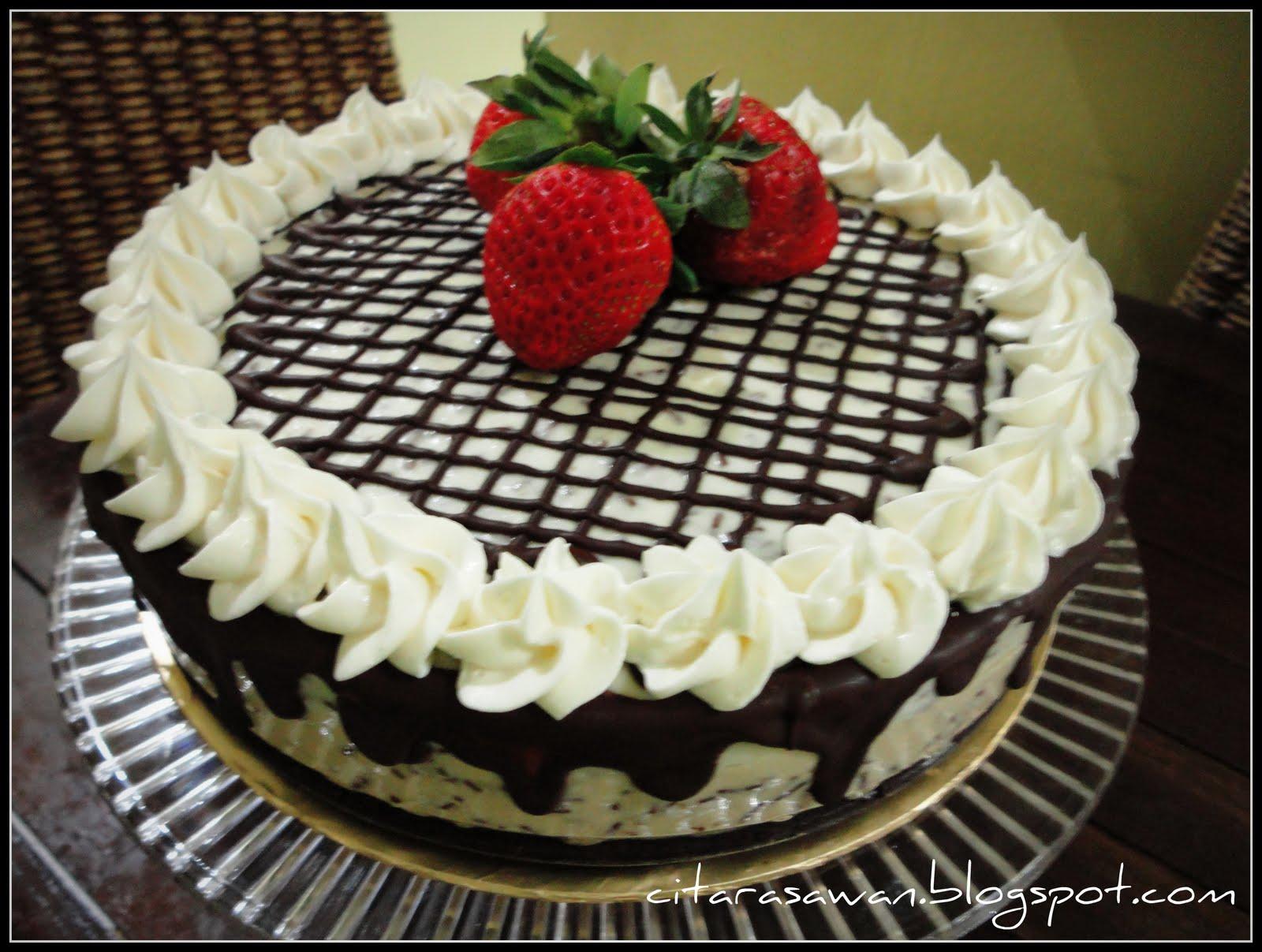 tempahan kek kek harijadi kek hantaran blog kakwan