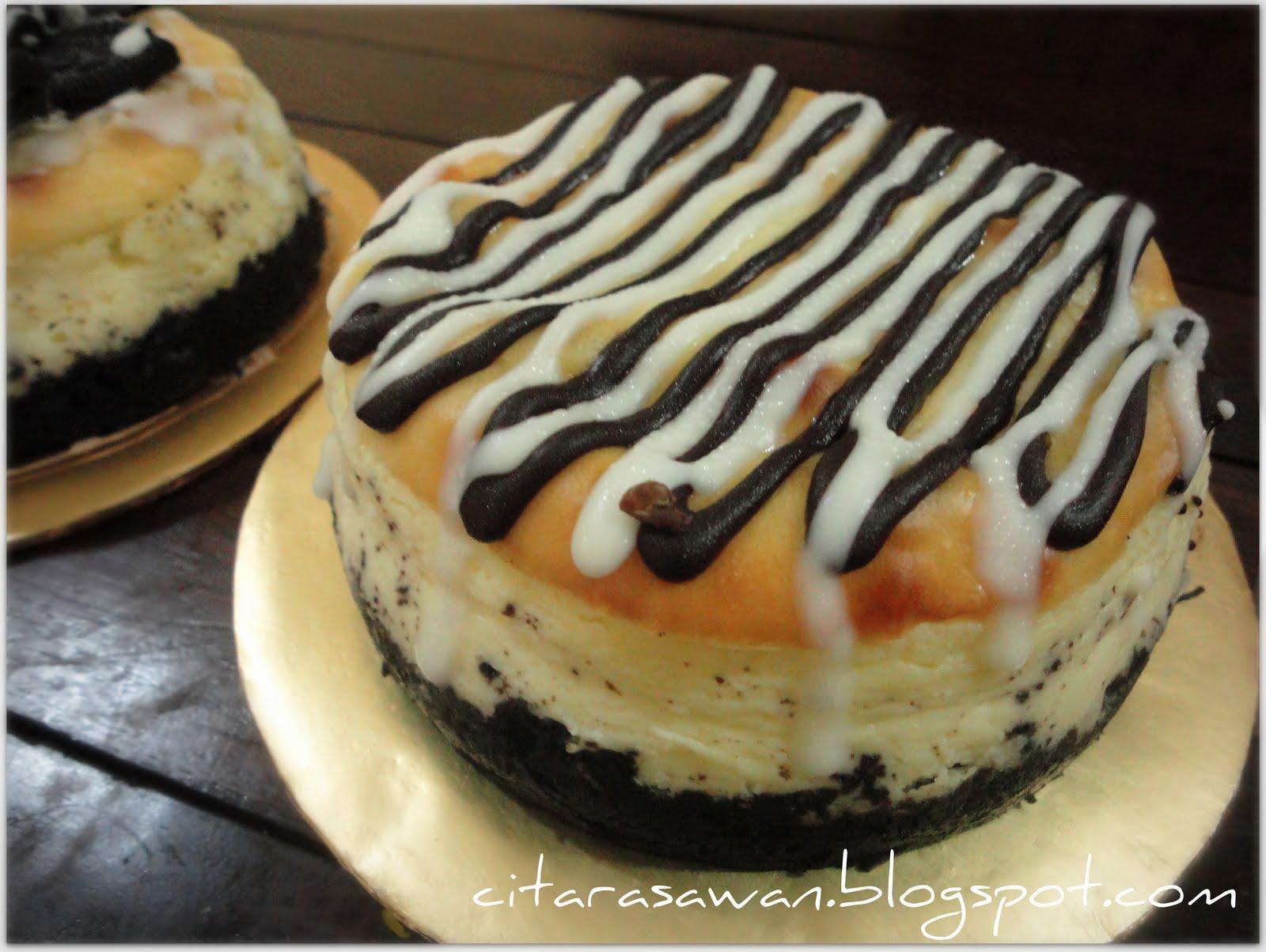 Mini Oreo Cheese Cakes ~ Blog Kakwan