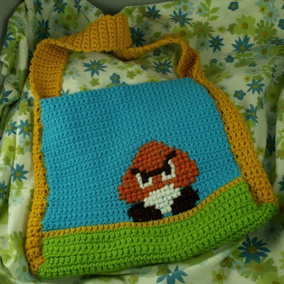 Thumbelyna: The Craft of Crochet: Super Mario Bros ...