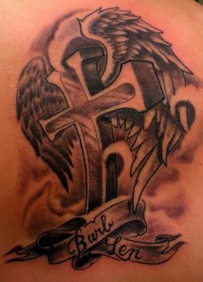 cool-cross-wings-tattoo-48576869