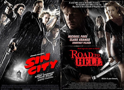 Sin City meets Road to Hell