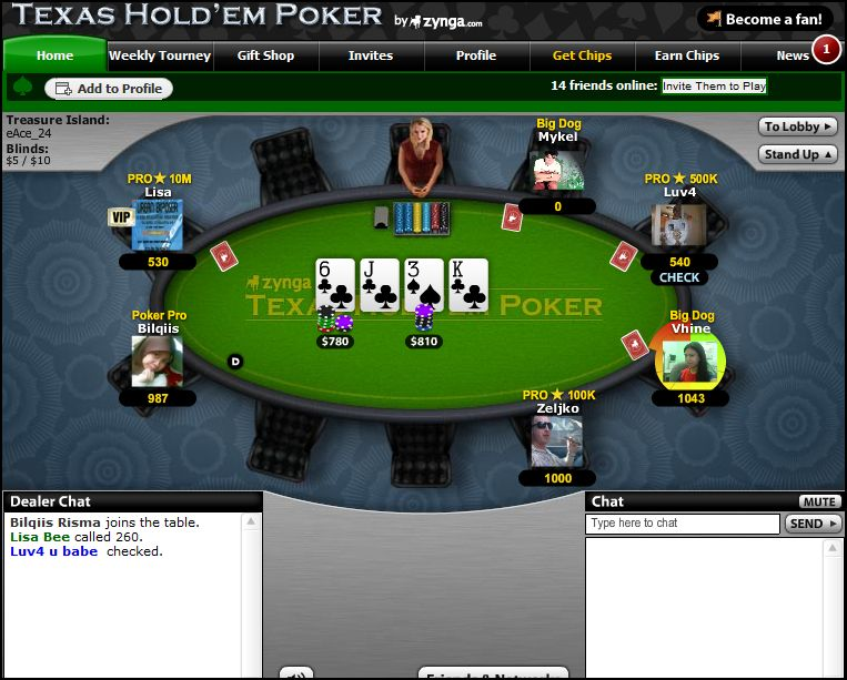 game holdem home texas