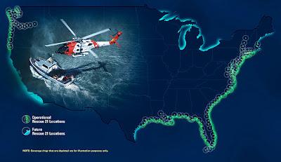 KFLMTs Monitoring Post Scanning And Amateur Radio In Coastal - Us coast guard stations map
