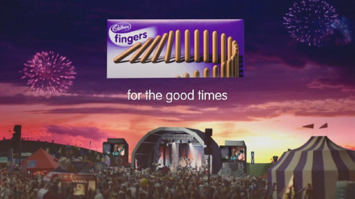 Cadburys Chocolate Advert Cadbury Chocolate Fingers
