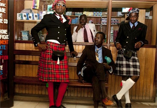 """Résultat de recherche d'images pour """"sapeurs congolais kilt"""""""