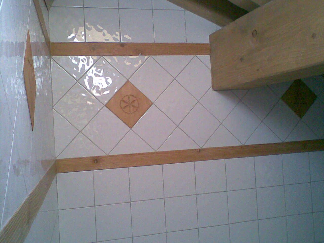 Faience bleu salle de bain avec haute qualité fonds d'écran ...