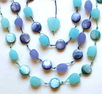 Funky Pretty Seascapes Jewelry