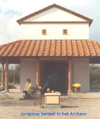 romeins leger huis