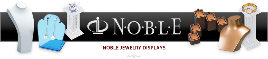 Noble Jewelry Displays