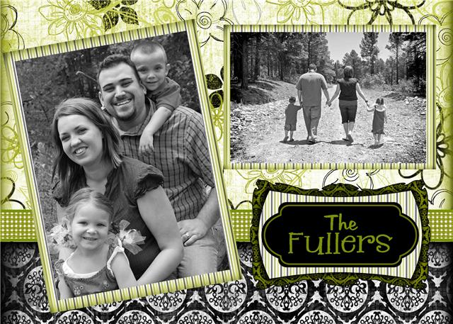 The Fuller Family