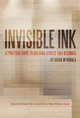 Top Secret Invisible Ink