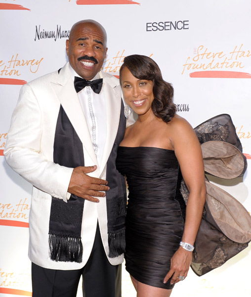 steve marjorie harvey Steve Harvey X Wife, Mary Harvey Ranting Goes Horribly Wrong