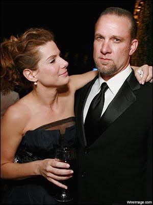 Sandra Bullock's Husband Was Banging A Tattoo Model