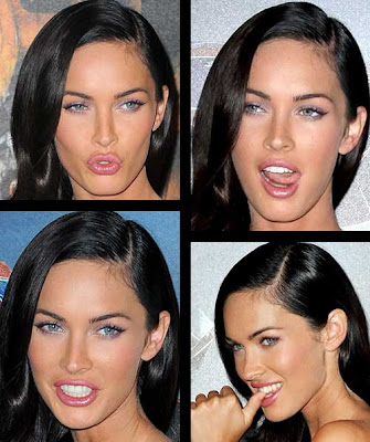 Megan Fox Face Lift. Megan Fox via meganfoxbuzz.