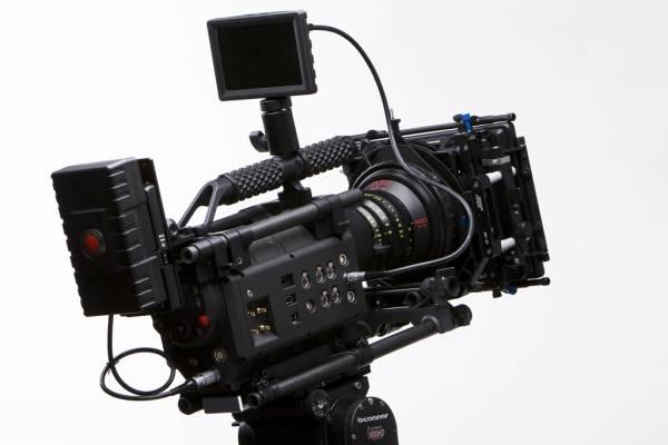 Filmadora Red One 4k