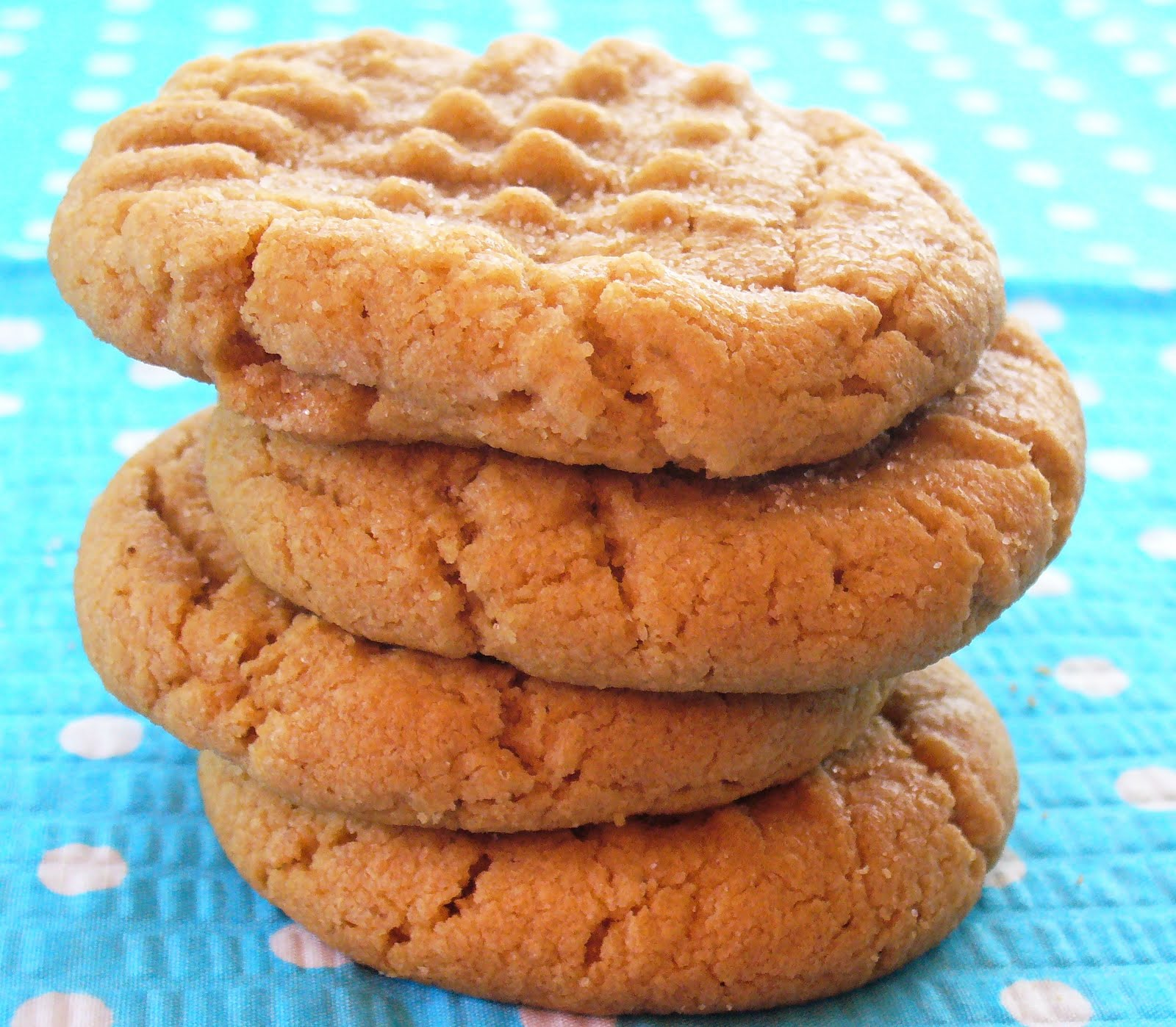 Leenee's Sweetest Delights: Magical Peanut Butter Cookies