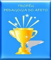 Troféu Pedagogía Do Afecto.