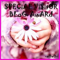 Award dr Blogger to Blogger