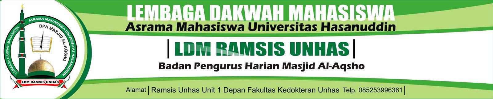 Lembaga Dakwah Mahasiswa Ramsis Unhas