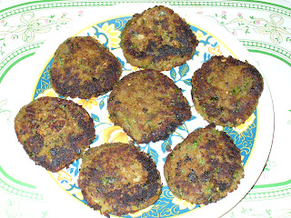 Chicken Potato Cutlets
