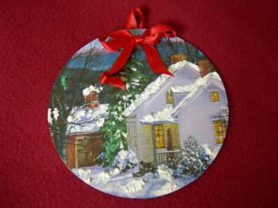 Laura fa cd riciclati per natale for Cose natalizie