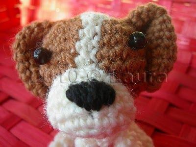 Laura fa: Amigurumi - cuccioli alluncinetto