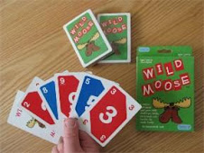 Wild Moose(tm) Card Game - MoosemanGames.com