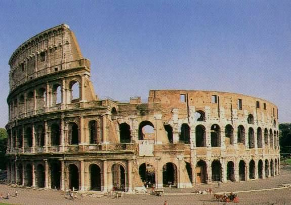 # O Coliseu Coliseu