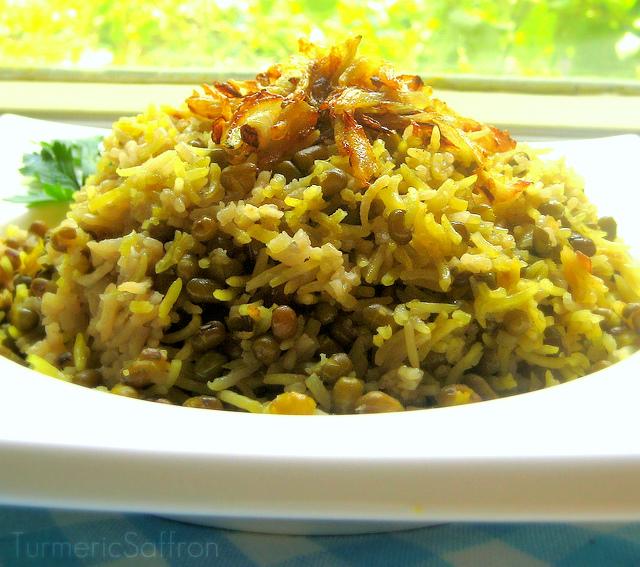 SooHoo's fish and rice one-pot