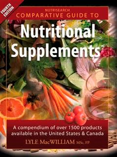 4. Take a Nutritional Supplement
