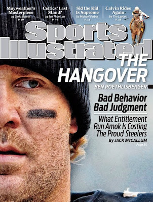 Sports Illustrated on Ben Roethlisberger: The Hangover