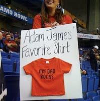 Texas Tech fans are bigger brats than Adam James