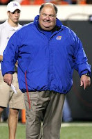 Mangino reaches the Point of Know Return at Kansas