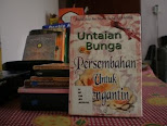 Untaian Bunga Persembahan Untuk Pengantin