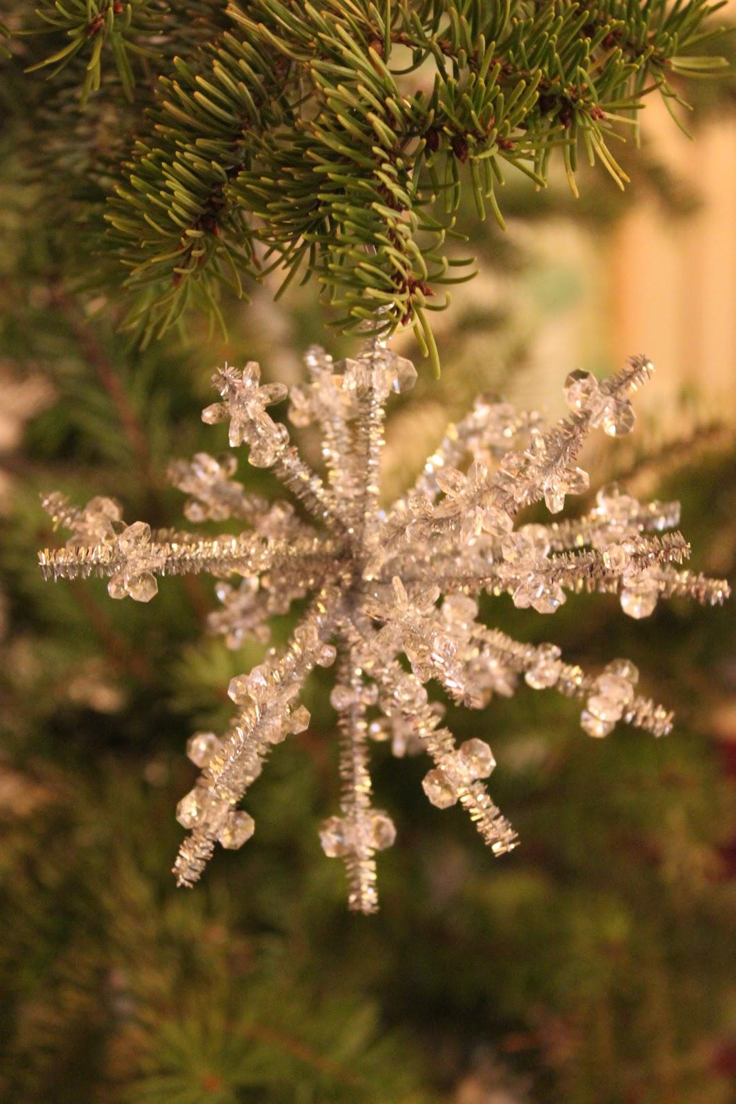 School time adventures sparkly silver snowflake