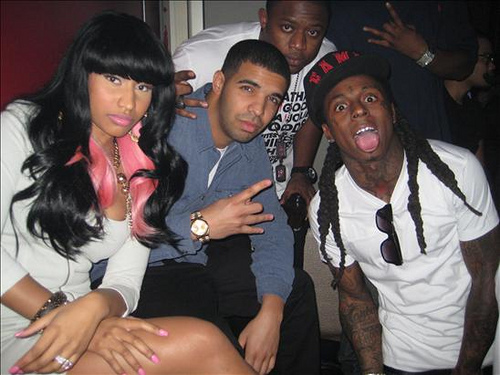Lil Wayne is the headlining act for''New Year with Carson Daily 2011''.