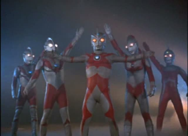 Xenorama: Ultraman Ace again
