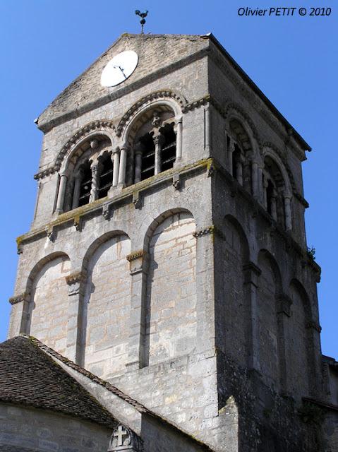 ROLLAINVILLE (88) - L'église paroissiale Saint-Rémy