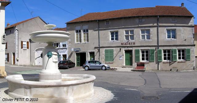 PULLIGNY (54) - Mairie