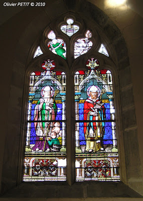 THELOD (54) -Eglise paroissiale Saint-Pierre-et-Saint-Epvre